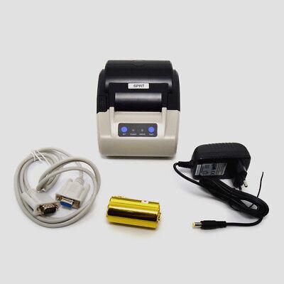 Thermal Mini Printer For Dental Steam Sterilizer Autoclave Sp-pos58 Vep