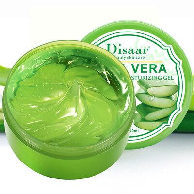 DISAAR Aloe Vera Anti-Acne Gel Cream Mass Sleep-Free Wash Moisturizing Oil 300ml