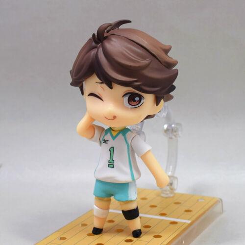 Orange Rouge Action Figure Figurine In Box Nendoroid 563 Toru Oikawa Haikyuu!