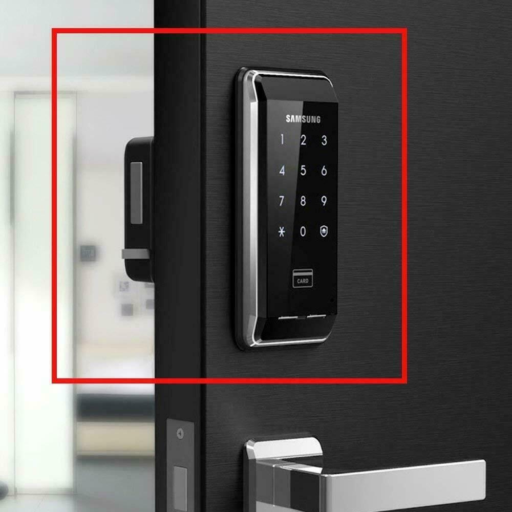 Samsung Ezon Digital Door Lock SHS-2920 Free Expedited Shipping 2 RF Key