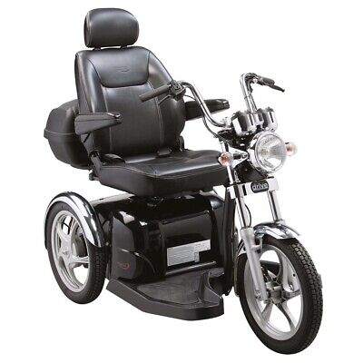 Drive Sport Rider Mobility Scooter–Motorbike Style Wheel –Free Engineer Delivery