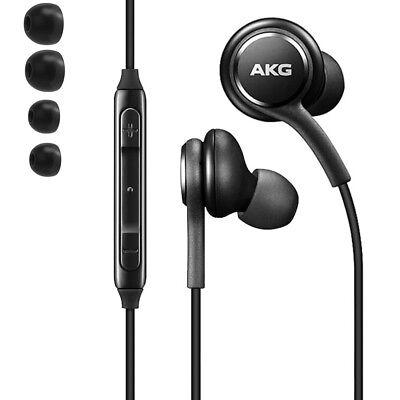 SAMSUNG GALAXY S8 S8 PLUS HEADPHONES AKG HANDS FREE IN-EAR EARPHONES FOR S7 S6S5
