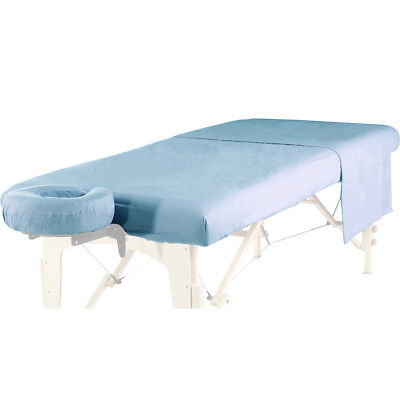 NEW MASSAGE TABLE DLX BRUSHED FLANNEL 3pc SHEET SET-FITTED, FLAT & FACE COVER