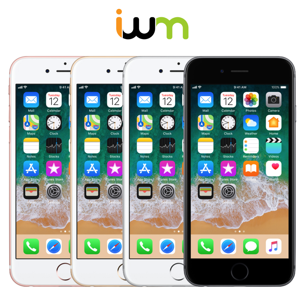 Apple iPhone 6S 16GB 32GB 64GB 128GB Unlocked Verizon ATT TMobile Sprint