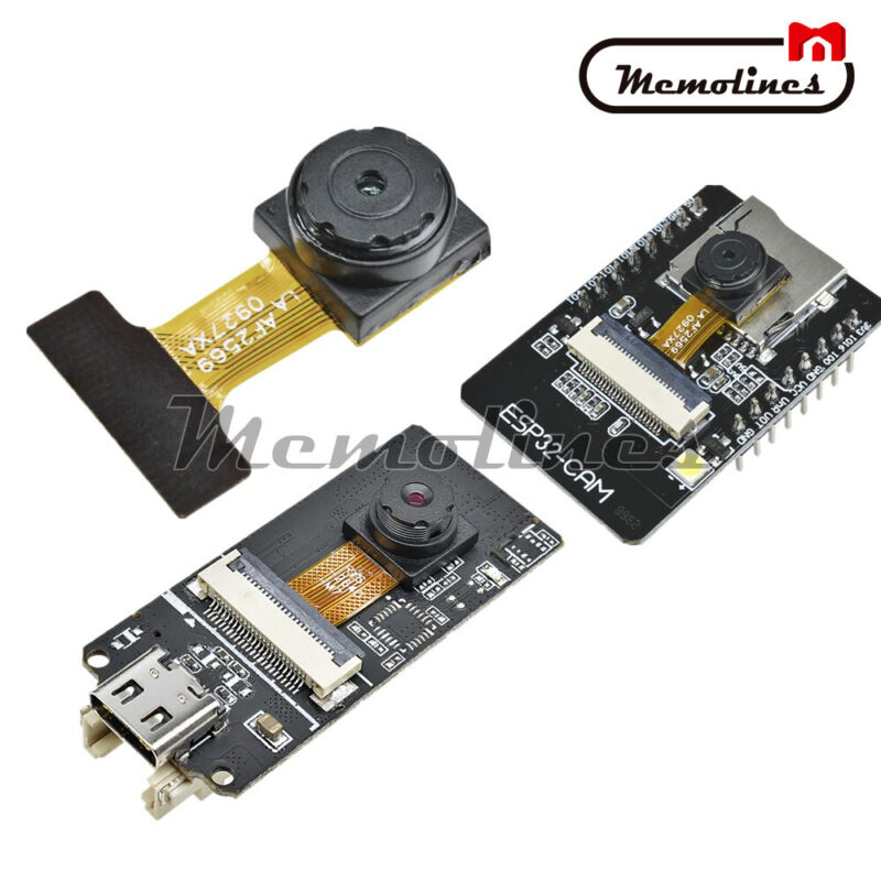 Esp32 Ov2640 Esp32-cam Development Board 5v Wifi Bluetooth Camera Module Arduino