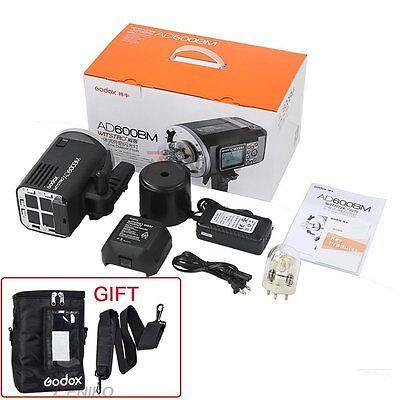 Godox AD600BM 600W 1/8000s 2.4G Wireless Portable Outdoor Studio Flash Light
