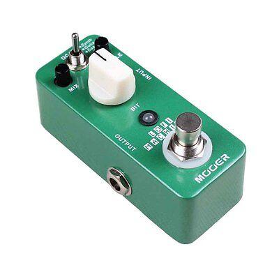 Mooer Audio LoFi Maschine Bitcrusher Gitarren Effekt Pedal - Brandneu online kaufen