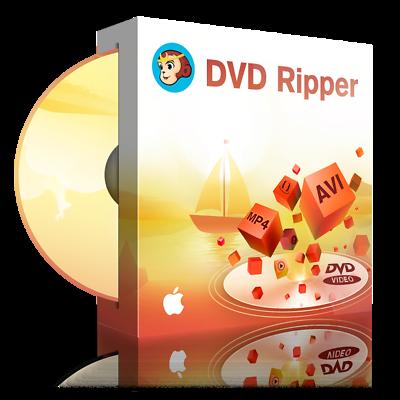 DVDFab DVD Ripper MAC 2 Jahre Lizenz Download