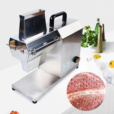 Commercial Meat Tenderizer Cuber 750w Steak Machine Flatten Cast Kitchen Tool
