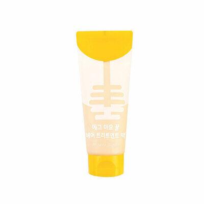 [MAY ISLAND] Egg Mayonaise Honey Hair Treatment Pack Mini - 100ml / Free Gift