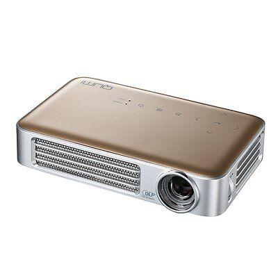 Vivitek Qumi Q6-GD Q6 800 Lumen WXGA LED MHL HDMI Projector W Wireless & Miracas