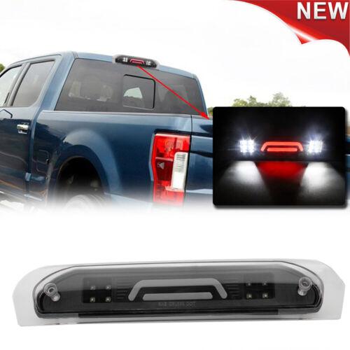3D LED BAR REAR THIRD//3RD TAIL BRAKE LIGHT+CARGO LAMP FOR 02-09 DODGE RAM BLACK