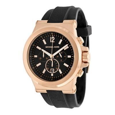 Relógio de quartzo cronógrafo masculino Michael Kors modelo MK8184