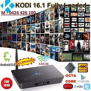 2017 LATEST TV BOX Android KODI Octa Core S912 5.8G WIFI BT4.0 Noble Park Greater Dandenong Preview