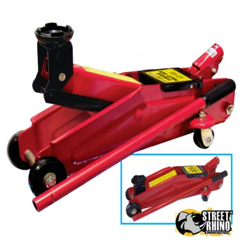 Aixam City Universal 3 Tonne Hydraulic Trolley Jack - streetwize - ebay.co.uk