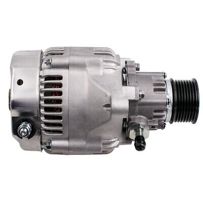 Alternator 7 Ribs Solid For Land Rover Discovery LD 2.5 TD5 Engine 98-04 ERR6999