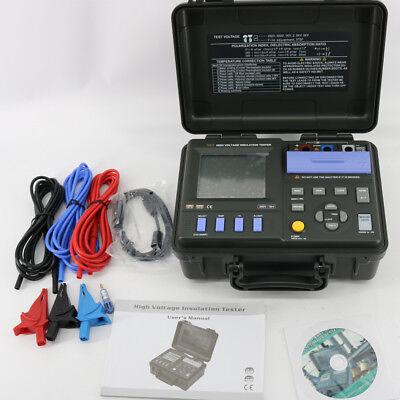 Yh-510 High Voltage Insulation Tester Digital Megger 5tohm 5kv Yh510