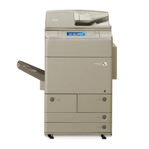 Canon Ir Advance C7055 A3 Color Laser Copier Printer Scanner Mfp 55ppm C7065