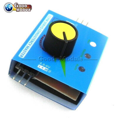 Multi Servo Steering Gear Tester 3ch Ecs Consistency Speed Controler Power Ccpm