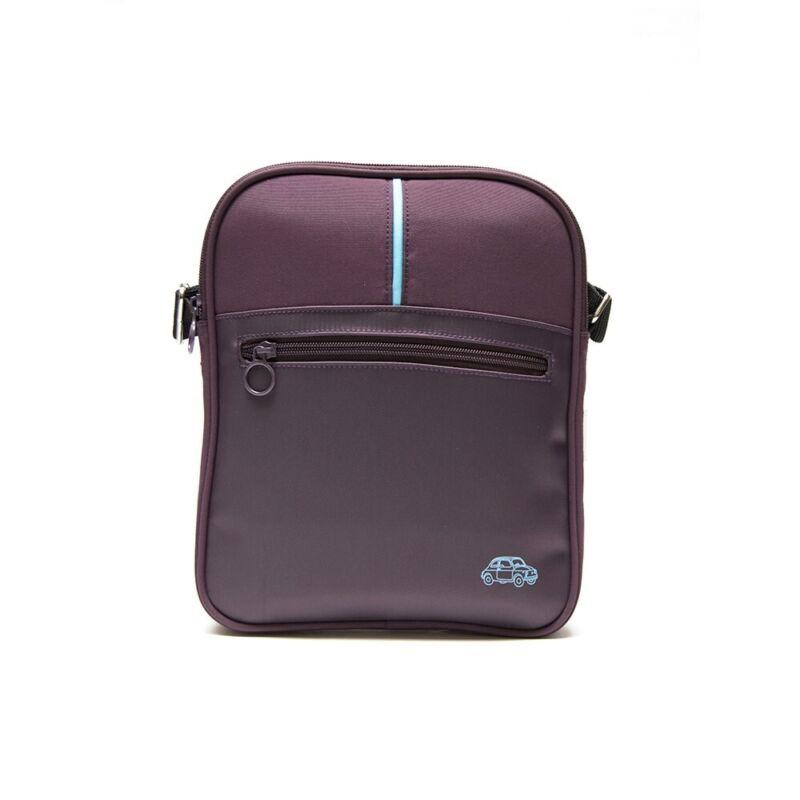 Burgundy Fiat 500 Shoulder Bag FISC04