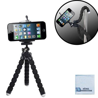 Vlogging Tripod For Iphone 7 Plus 6S 8 Small Best Phone Mount Android Stand