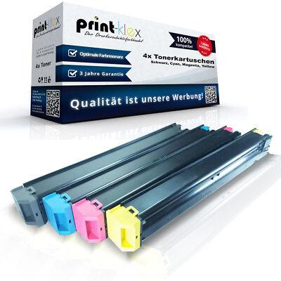 23 Kompatibel Ersatz Patrone Farbe (4x Kompatible Tonerkartuschen für Sharp MX23 Ersatz Farb Set -Drucker Pro Serie)