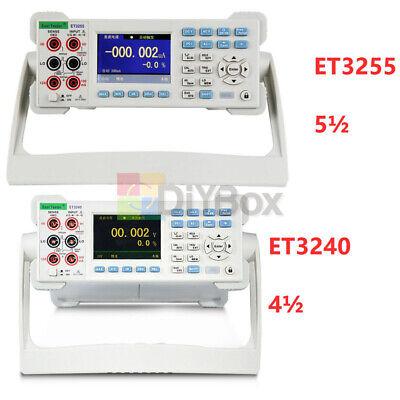 Et3240 Et3255 3.5in Screen Tft Lcd Usb Rms Digital Multimeter Tester 4 5 Digit