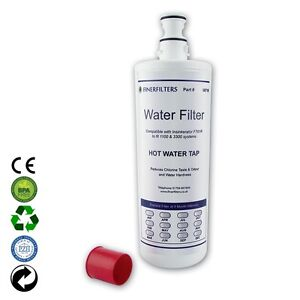 Finerfilters Insinkerator-Water Filter Compatible- F701R, Save £££S