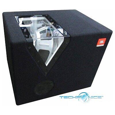 "JBL GT-12BP Car Audio 12"" Subwoofer Bandpass Speaker Box Trunk SUV Sub Enclosure"