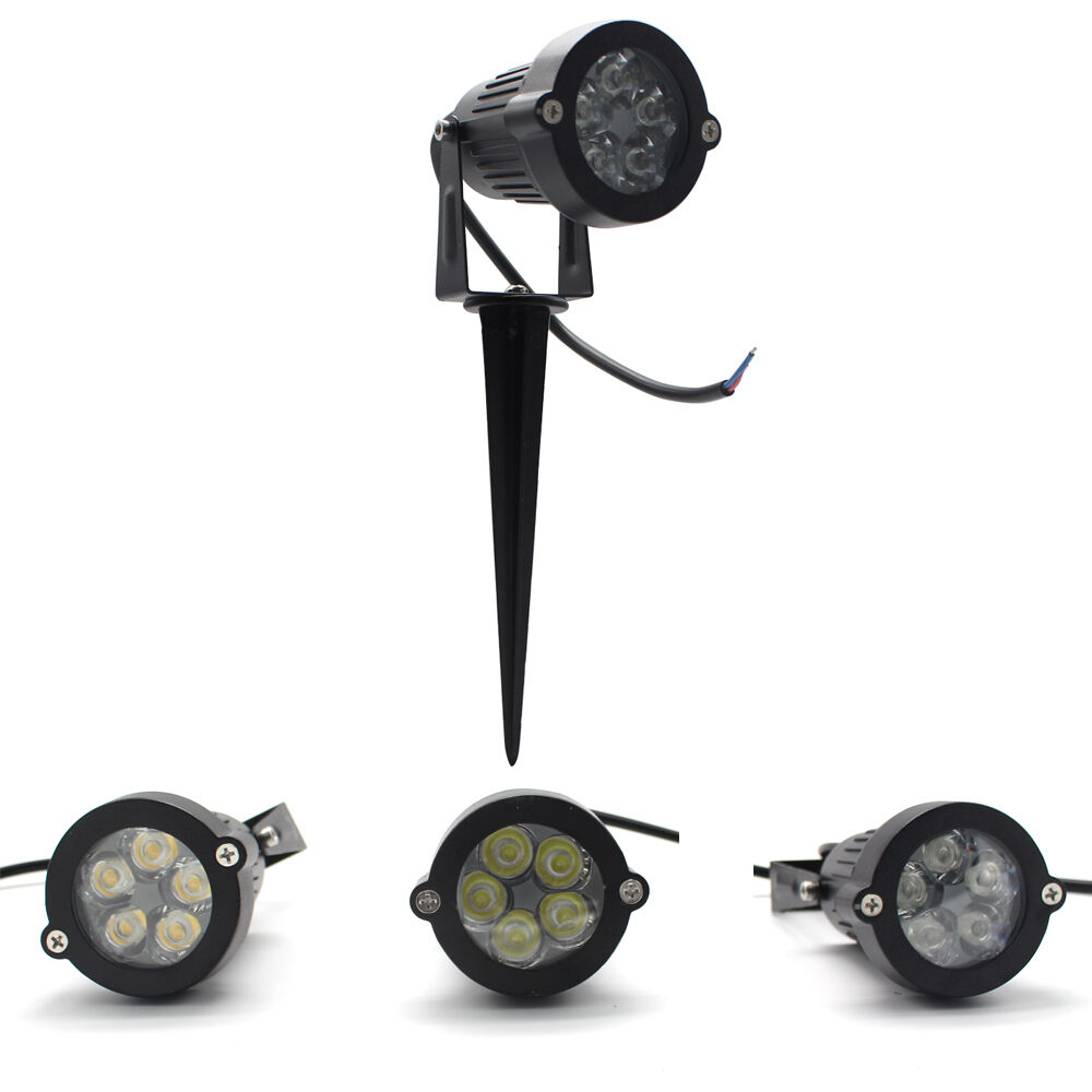 Waterproof LED Outdoor Landscape Garden Floodlights Spot Lights 15W 12W 9W Lamp