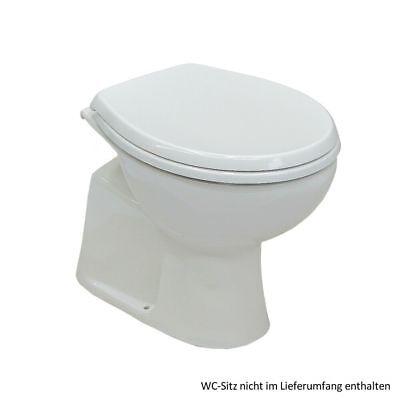 Ideal Standard Eurovit Stand-Tiefspül-WC, Abgang innen senkrecht, weiss, V315001