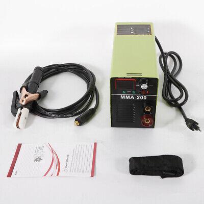Portable Tig Welder Mini Welding Machine Dc Igbt Soldering Inverter 110v220v Us