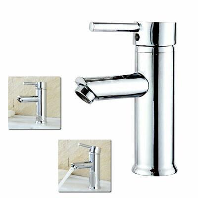 Einhebelmischer Bad Armatur Waschtisch Chrom Waschbecken Spültisch Wasserhahn DE