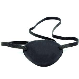 Popular Black Medical Concave Single Eye Patch Groove Washable Eyeshades Blinder