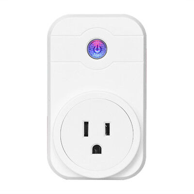 Wifi Smart Plug Wireless Voice Control Outlet Timer Socket Switch US Plug New