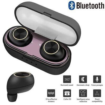 Wireless Bluetooth Earbuds Earphones Headphones for Apple Airpods iPhone Huawei