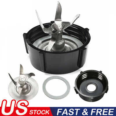 Parts For Oster Osterizer Blender Cutter & Replacement Base Bottom Cap&Gasket -