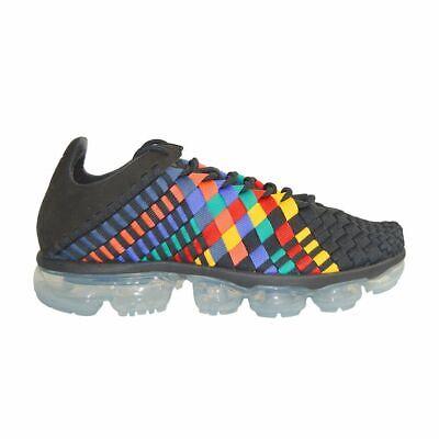 Mens Nike Vapormax Inneva - AO2447001 - Black Glacier Blue