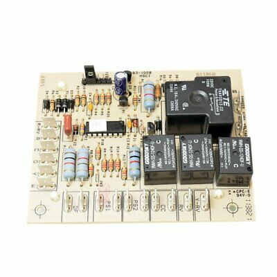 031-01932-002 Coleman OEM Furnace Control Circuit Board Panel