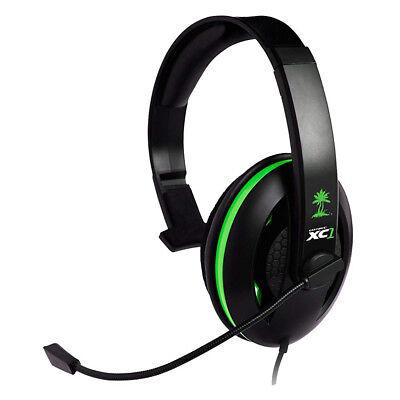 Turtle Beach Ear Force XC1 Chat Communicator Gaming Headset for Xbox 360 (Gaming Headset For Xbox 360 Wired)