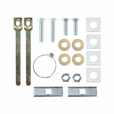 Hardware Bolt Kit 09-18 Dodge Journey Class 3 Draw-Tite Reese Hidden Hitch Only Draw Tite Hidden Hitch