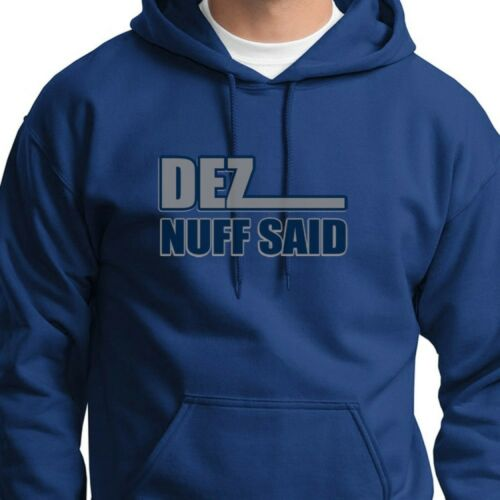 Detalles Acerca De Dez Nuff Dicho Dallas Cowboys Camiseta Dez Bryant Jersey 88 Sudadera Con Capucha Mostrar Titulo Original
