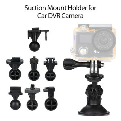 Mount Bracket Suction Cup For Car Camera Dash Cam G1W-CB LS300W GT550S Tripod