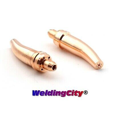 Weldingcity Acetylene Cutting Gouging Tip 1-118 4 Victor Torch Us Seller Fast