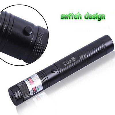Strong Power Military 532nm 303 Green Laser Pointer Pen Burning Beam FAST