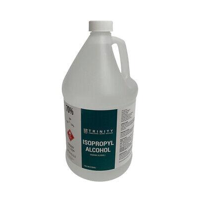 Isopropyl Alcohol 70 - 1 Gallon - Premium Quality - Fast Shipping