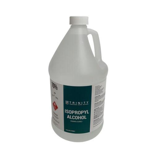 Isopropyl Alcohol 70% - 1 Gallon - Premium Quality - Fast Shipping
