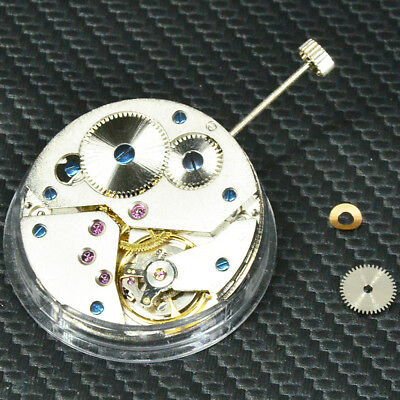 17Jewels Seagull ST36 Mechanical Movement for Wristwatch Hand Winding 6497 Watch 17 Jewel Mechanical Movement