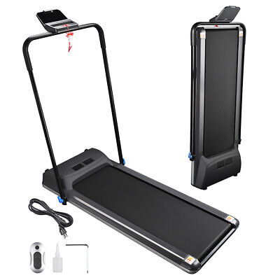 1.5HP Compact Folding Electric Treadmill Motorized Running Machine Gym Fitness