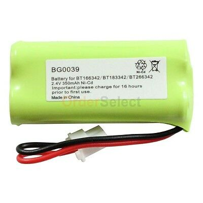 Phone Battery for VTech BT162342 BT262342 2SNAAA70HSX2F BATTE30025CL 800+SOLD